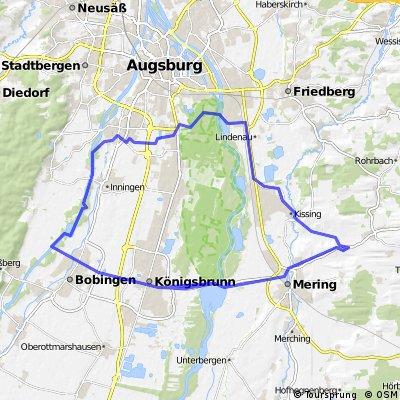Runde Hörmansberg Wertach Hochablass