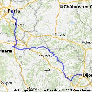 DIJON - CHAMPS /Marne