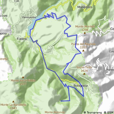 FIASTRA - Fonte dell'Aquila e Cascate dell'Acquasanta
