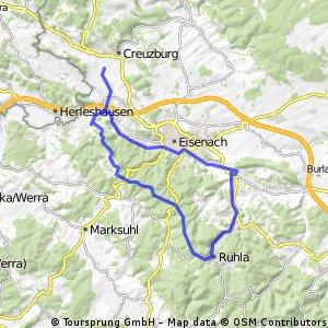 Rund um Eisenach