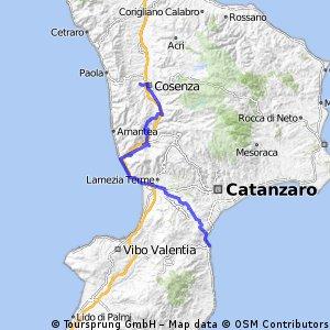 Castrolibero - Soverato