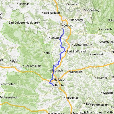 Coburg-Bamberg