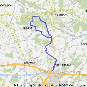 Bienrode - Leiferde - Winkel - Bienrode