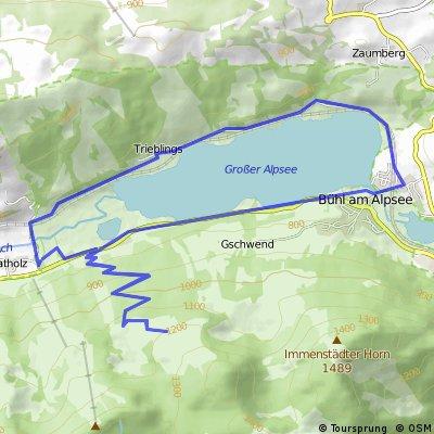 Ratholz-Starkatsgund-Alpe-Bühl-Ratholz