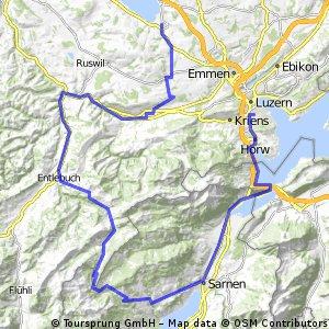 sempach-Glaubenberg-Luzern
