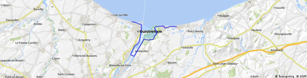 Merville - Ouistreham
