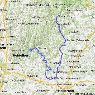 Miltenberg-Hirschhorn 137 1400