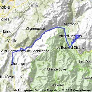 """Au pre du Lac - Alpe d""""Huez"""