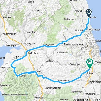 Lake District Tour 1965