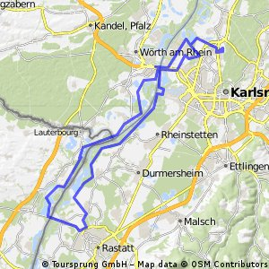 Plittersdorf Fähre