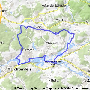 Leichte Route ca. 30 km CLONED FROM ROUTE 79642