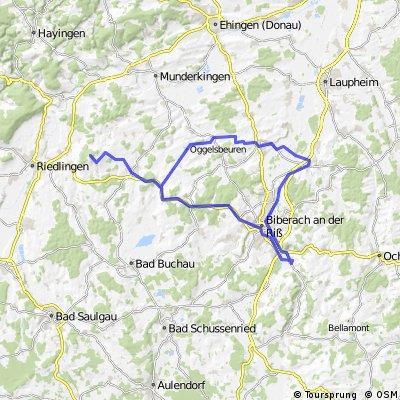Ummendorf-Bussen Tagestour