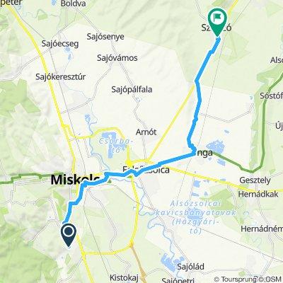 Miskolc-Szikszó