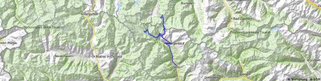 Döllach FJHöhe Edelweißspitze Döllach