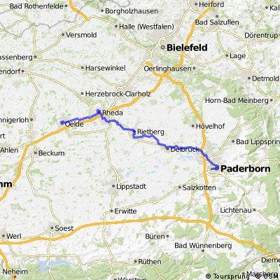 PADERBORN Landroute Tag4