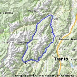 Giro delle Dolomiti del Brenta