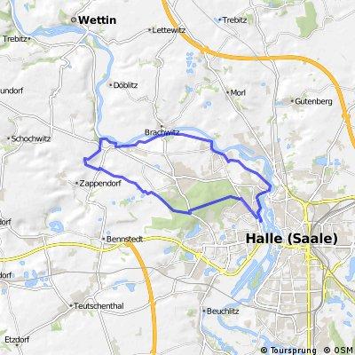 Radjunior Heide-Lieskau-Benkendorf-Quillschina-Salzmünde-Lettin