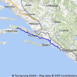 8. nap Horvátország
