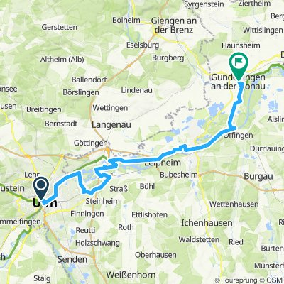 2015 Donauradweg 7. Etappe