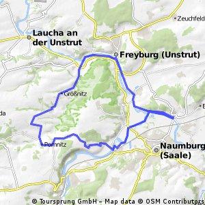 Rundweg Saale/Unstrut