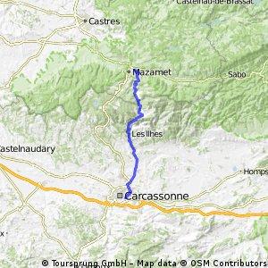 route 1 Frankrijk