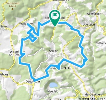 Start 3 Niederstadtfeld