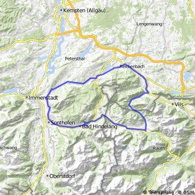 durchs Tannheimer Tal