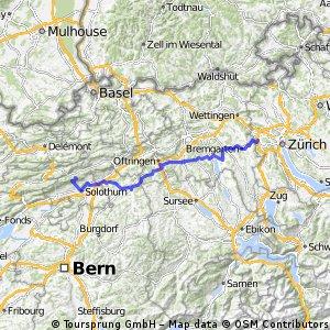 CSW2015 Tag1 Solothurn Weissenstein