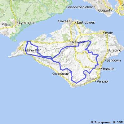 Isle of Wight Loop