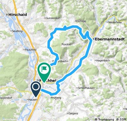 Feierabendtour EBS-Feuerstein-Kellerwald