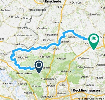 RennFietsen Tour 2015 - 3. Etappe