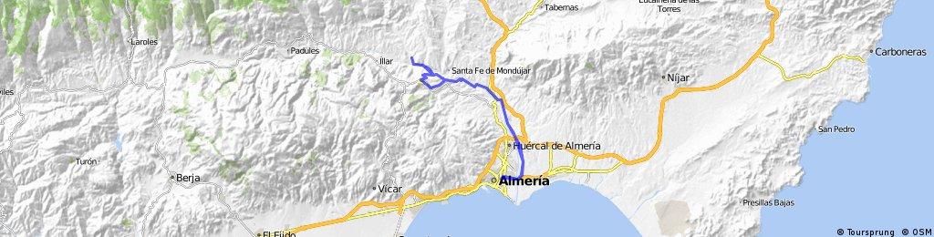ALMERIA - ALHABIA-PARRILLAS