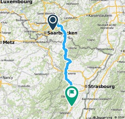 1.Tag Landsweiler-Obernai