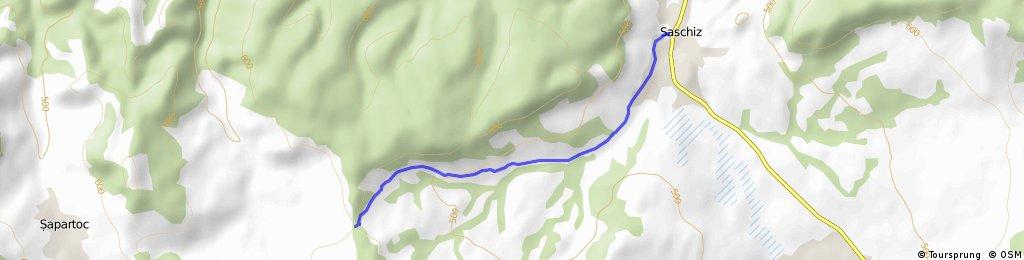 T18 Saschiz Dealul Ciorilor