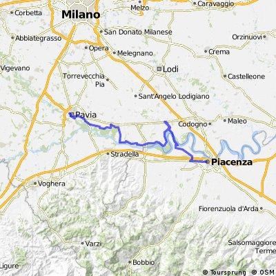 Pavia-Piacenza