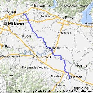 12 Luglio Pozzo - Parma