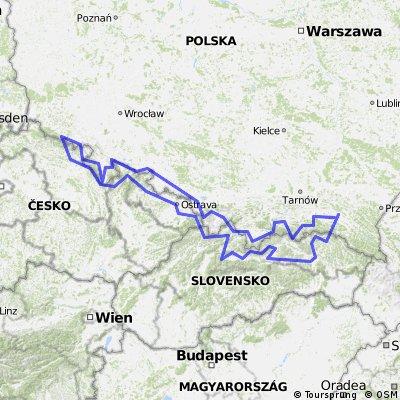 Polska - Słowacja - Czechy 1_2015
