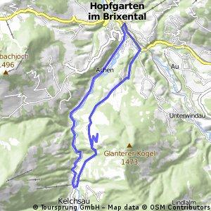 Glantersberg Hopfgarten - Kelschau