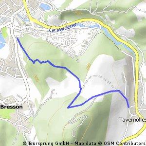 Day 3 - Hiking (not Cycling) Buba Tour De France