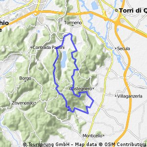 Via Monti-Via San Felice