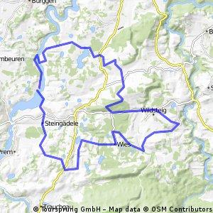 Lechbruck - Morgenbach