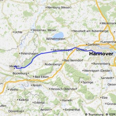 087 Zipfeltour2014 Tag07 Minden-Hannover