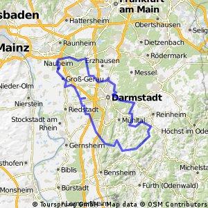 RV Opel 1888 Retropedal 111 km