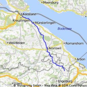 Konzil Radweg