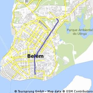 Cycling routes and bike maps in and around Belm Bikemap Your