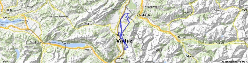 Giro del Liechtenstein