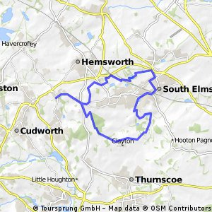 South Elmsall and Back