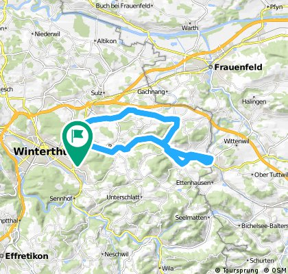 To Aadorf and back via Kappel.gpx