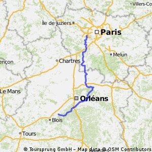 Versailles Chambord