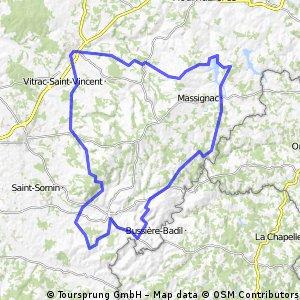 SDP 81,3 km 1391 m